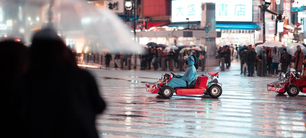 Asien lokker med sjove spil-attraktioner